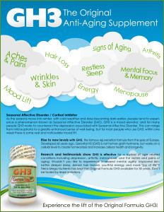 Clouds GH3 Flyer
